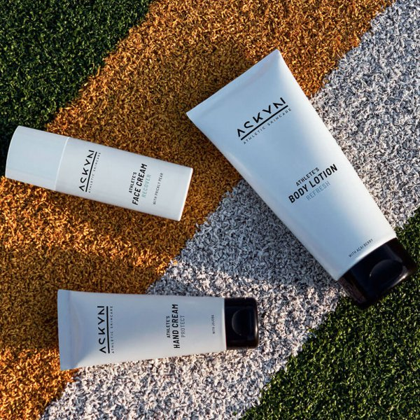 askyn storyhighlights sport and skincare